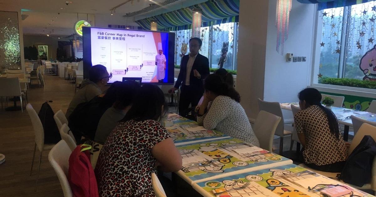 2019-10-14 Site Visit at Regal Riverside Hotel in Shatin