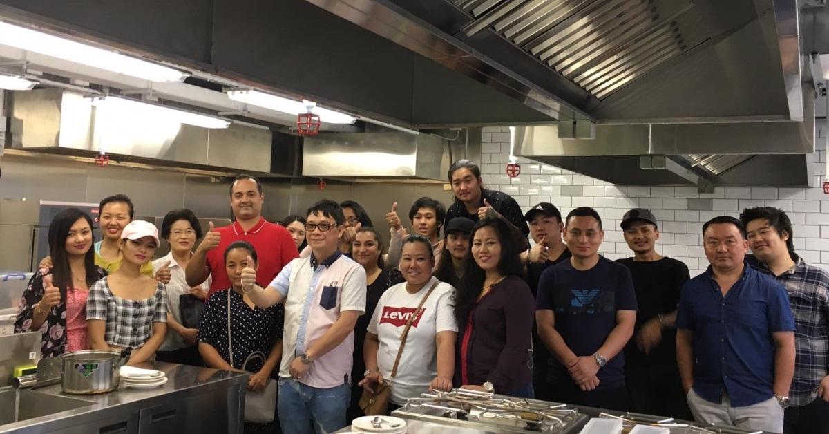 2019-06-05 Take a Step - Be a Chef